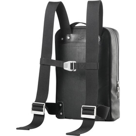 Brooks Pickzip Canvas Rugzak Small, total black